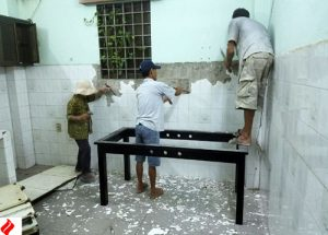 Dịch vụ sửa chữa nhà giá rẻ tại Thuận an, Bình dương