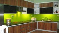 Tình hình giá kính ốp tường, kính ốp bếp đẹp giá rẻ hiện nay